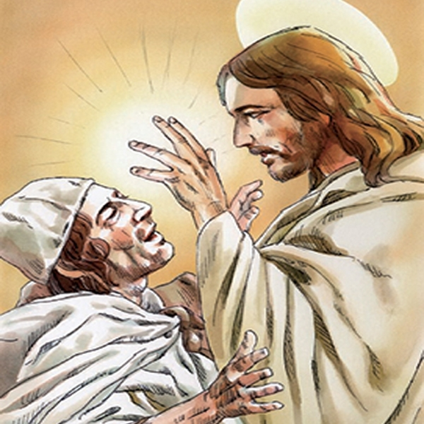 IV Domenica di Quaresima – Gesù disse al cieco: GESÙ DISSE AL CIECO: «TU CREDI NEL FIGLIO DELL'UOMO?»