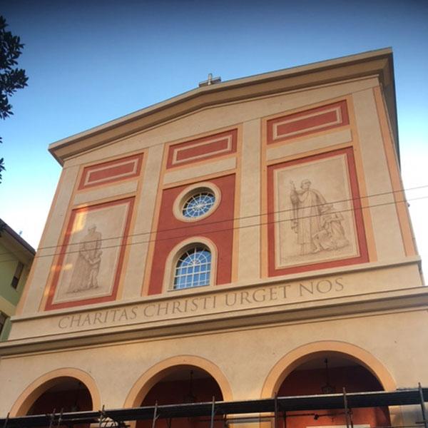 Genova – 50 anni della Parrocchia S. G. B. Cottolengo