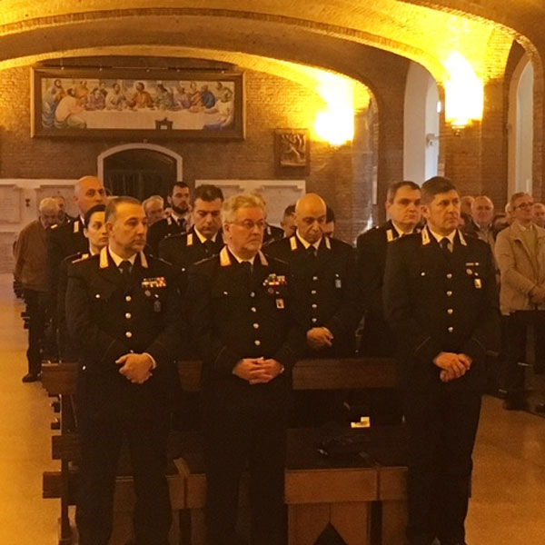 """Tortona – """"Precetto Pasquale"""" dell'arma dei Carabinieri"""