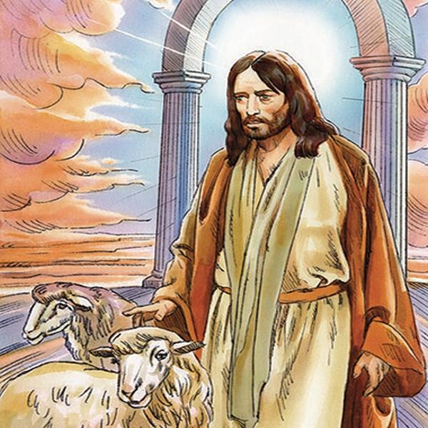 «Io sono la porta delle pecore», dice il Signore