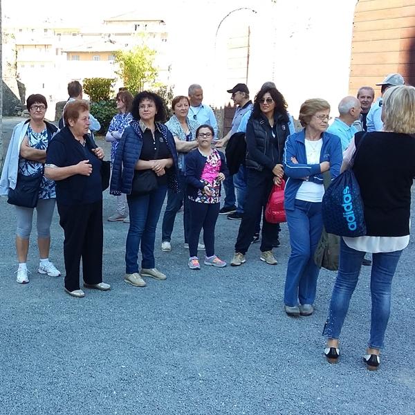 Avezzano – M.O.V. Marsica gita sociale a Bracciano