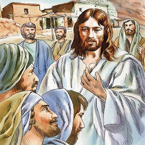 Gesù disse: «Non abbiate paura degli uomini…»