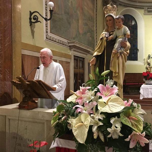 Tortona – Festeggiamenti per la Madonna del Carmine