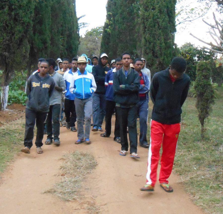 Madagascar – Festa della Guardia e settimana vocazionale