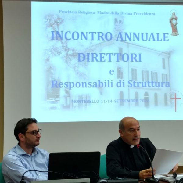 Montebello della Battaglia – 2 giorno Incontro Direttori 2017