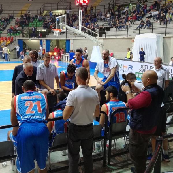 Seregno – Basket Cantù