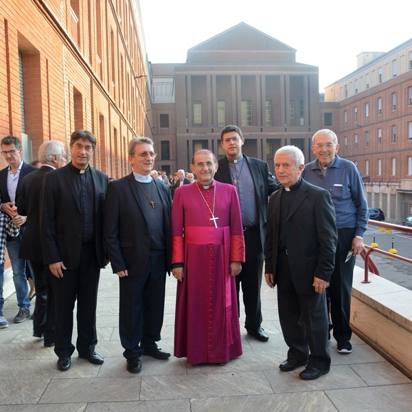 Milano – L'Arcivescovo Mons. Mario Delpini nella Parrocchia orionina di San Benedetto