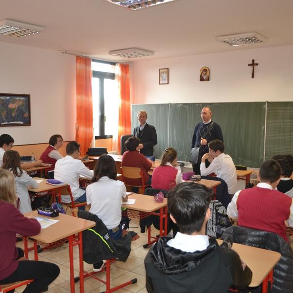 Romania – Liceo Don Orione di Oradea inizio anno scolastico 2017-2018