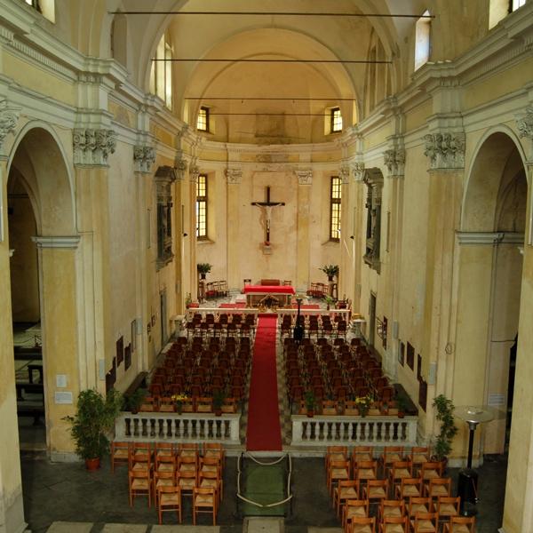 Genova – Abbazia di San Nicolò del Boschetto