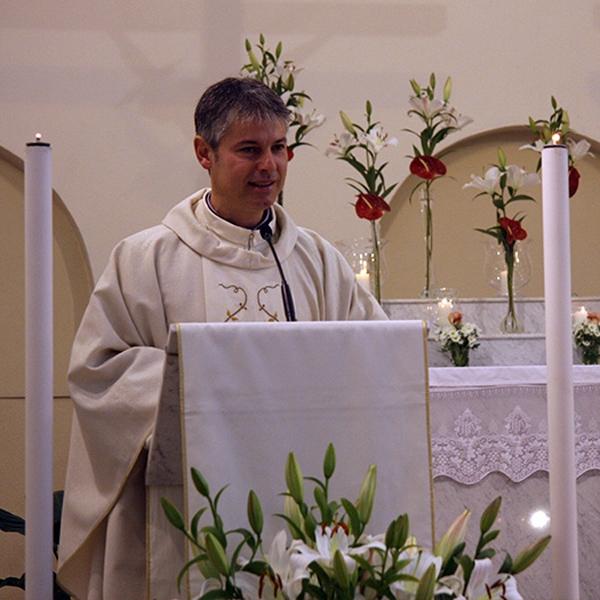 Marghera – Ingresso nuovo parroco Don Giuseppe Volponi