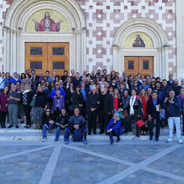 Pescara – Avezzano – Giornata inizio anno al Don Orione