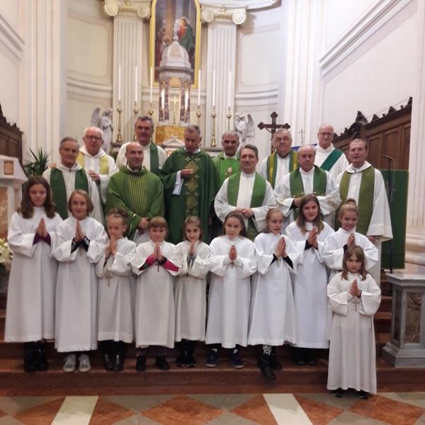 Milano – 50° di sacerdozio di Don Diego Lorenzi