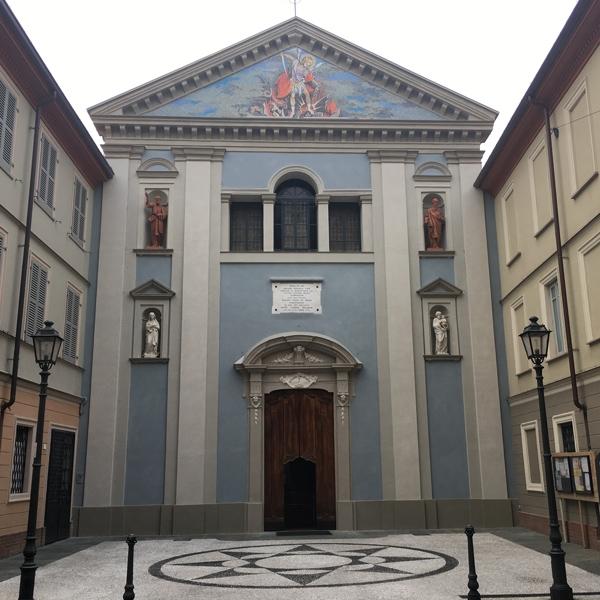 Tortona – Terminati i restauri della facciata di San Michele Arcangelo
