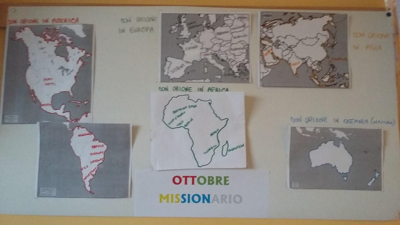seregno missionario