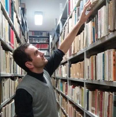 Roma – Una biblioteca è un grande patrimonio di cultura