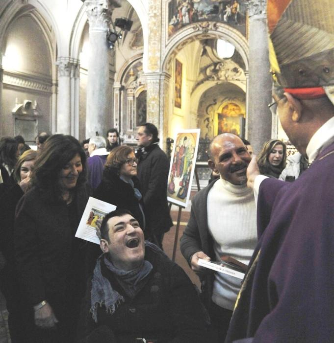 Napoli – Anche le persone con disabilità evangelizzano