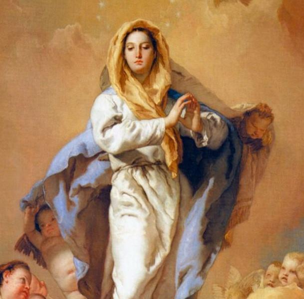 Maria, donna dei nostri giorni.