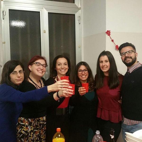 Genova – All'Endofap Liguria festa con allievi, docenti e famiglie per il Santo Natale