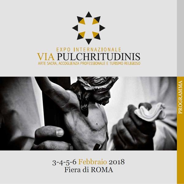Expo Internazionale Via Pulchritudinis – dal 3 al 6 febbraio 2018
