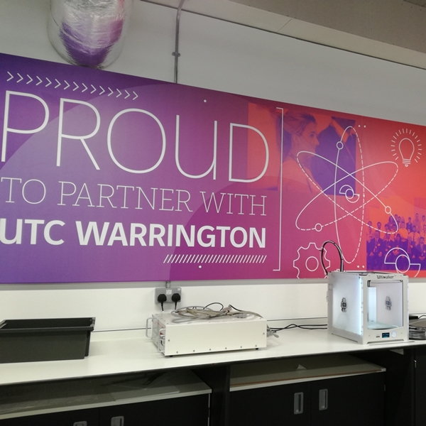 Warrington – Proposta Erasmus plus: Enac ed Endo-Fap visitano UTC