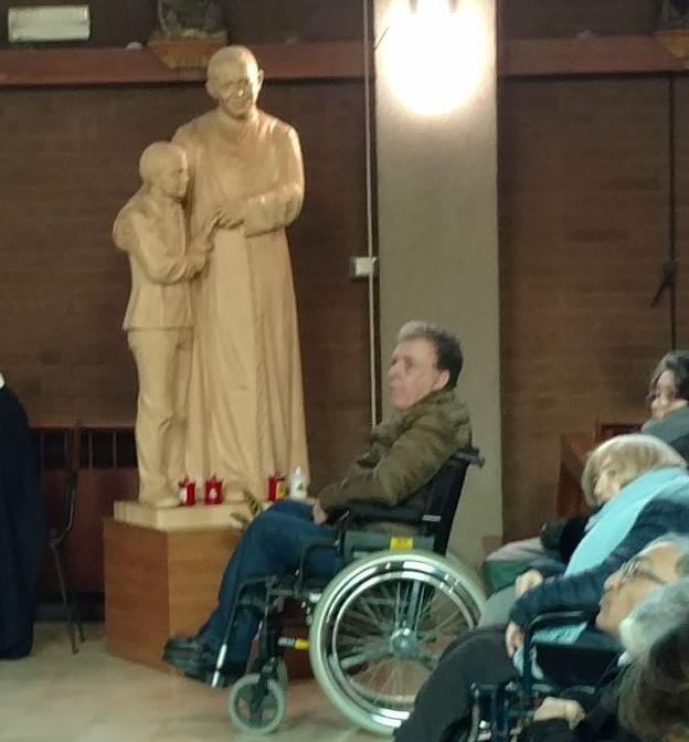 Pescara – Il Vescovo incontra i malati