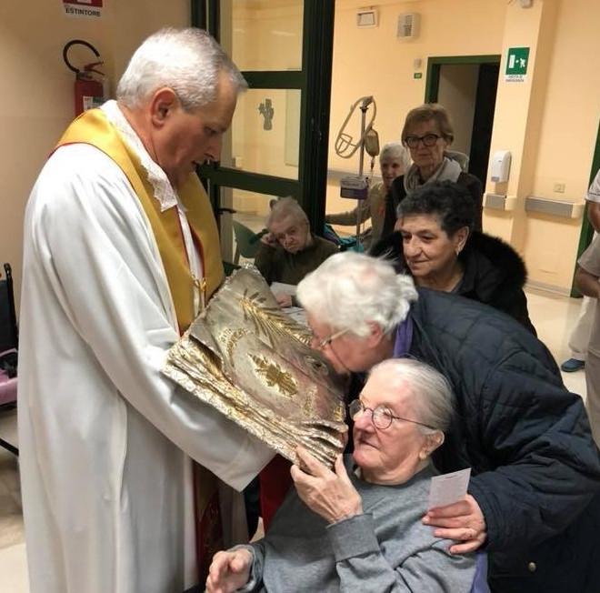 Bergamo – San Giovanni Paolo II è tra noi