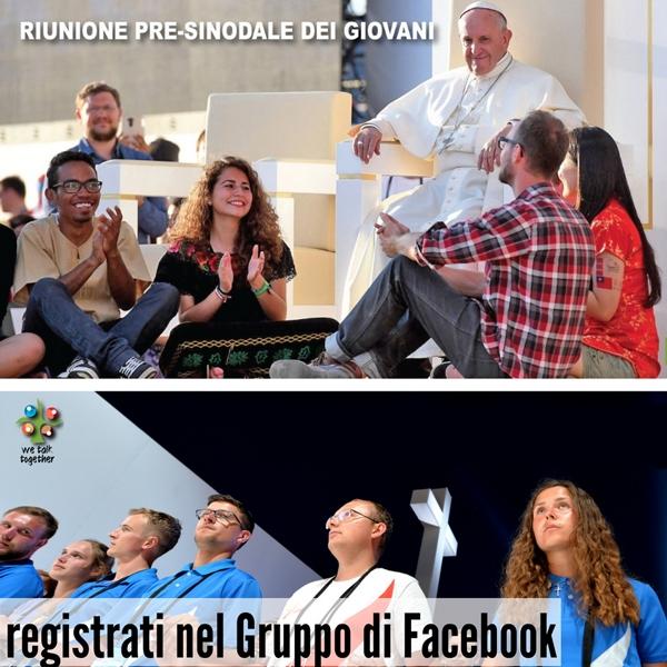 Roma – Riunione pre-sinodale dei giovani