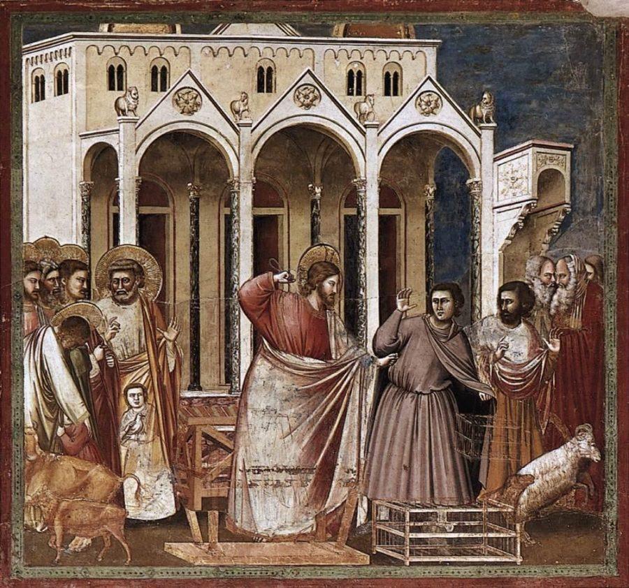 III Domenica di Quaresima – Gesù, il luogo dell'incontro con Dio
