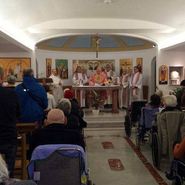 Genova – Festa di San Luigi Orione a Castagna