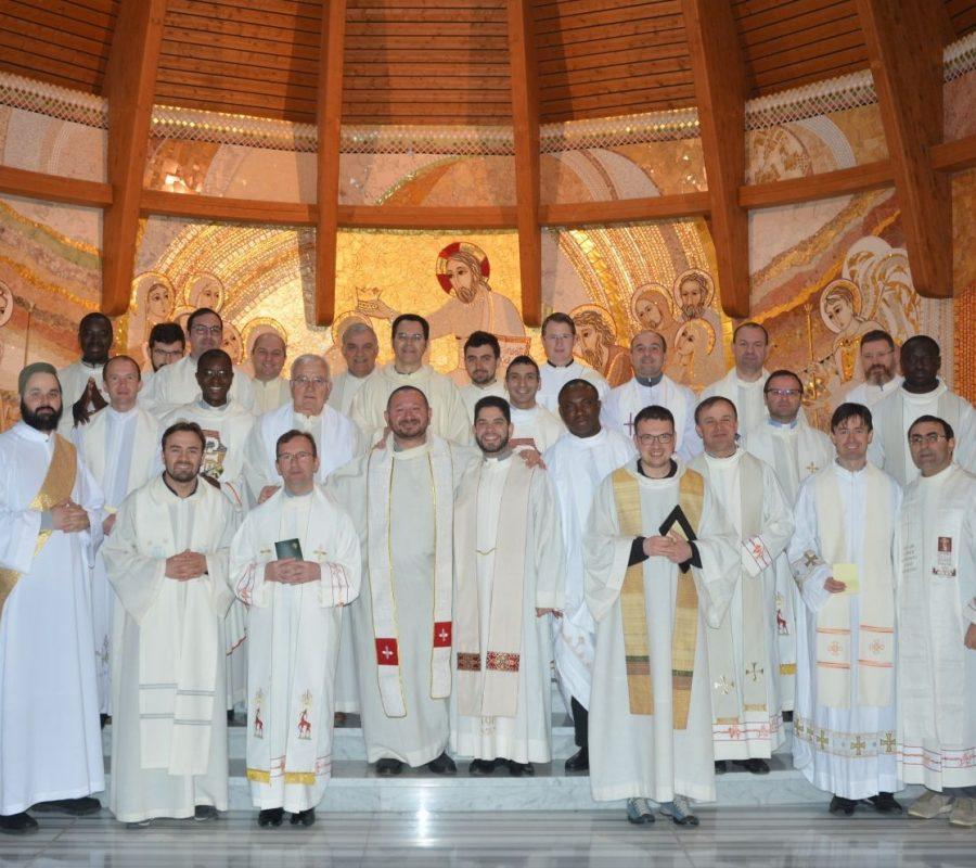 Romania – I giovani sacerdoti a Snagov