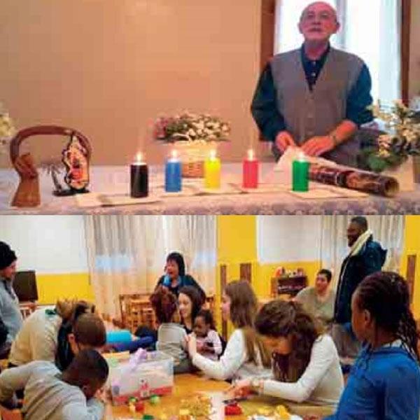 Campocroce – Incontri ed esperienze missionarie