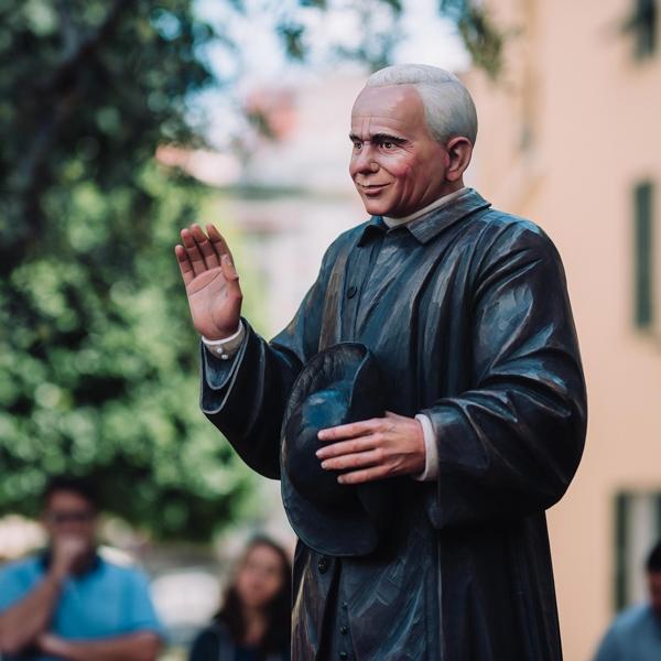 Genova – Festa di San Luigi Orione al PCDO