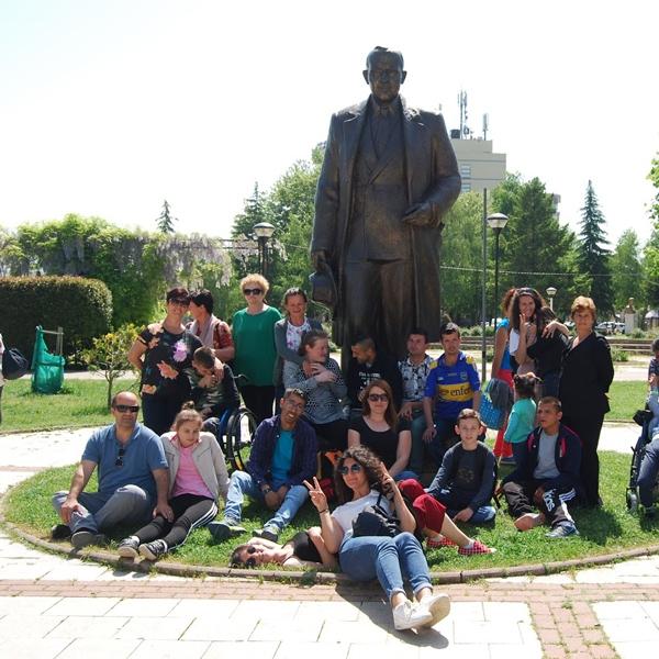 Albania – Gita a Pogradec da Elbasan