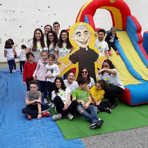 Reggio Calabria – Una comunità in festa per San Luigi Orione