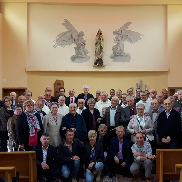 Campocroce – 58° raduno ex-allievi