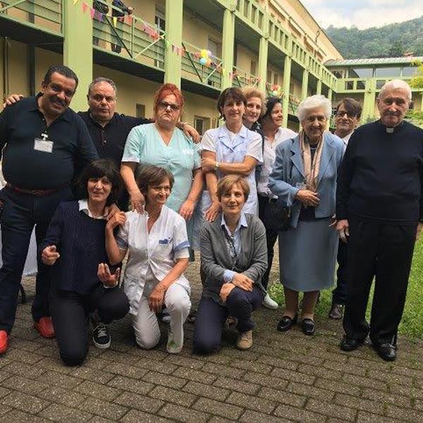 Bergamo – Festa canonizzazione Don Luigi Orione
