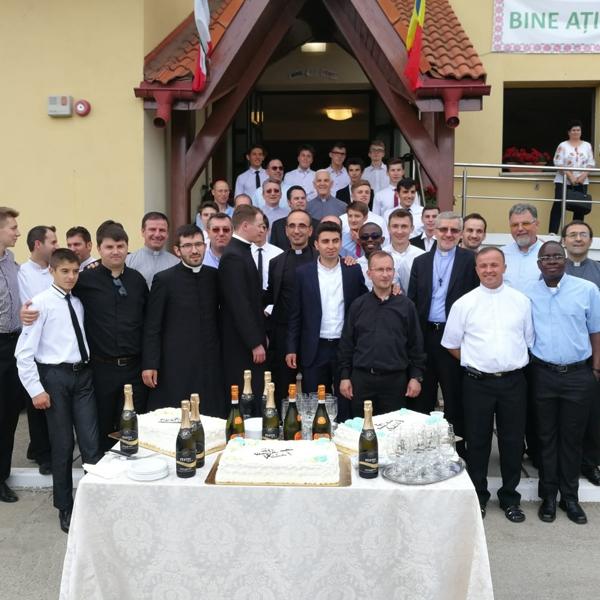 Romania – Tre nuovi sacerdoti orionini a Iasi
