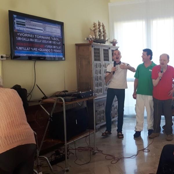 Seregno – Karaoke estivo
