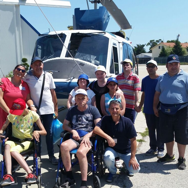 Pescara – Esperienza di volo!