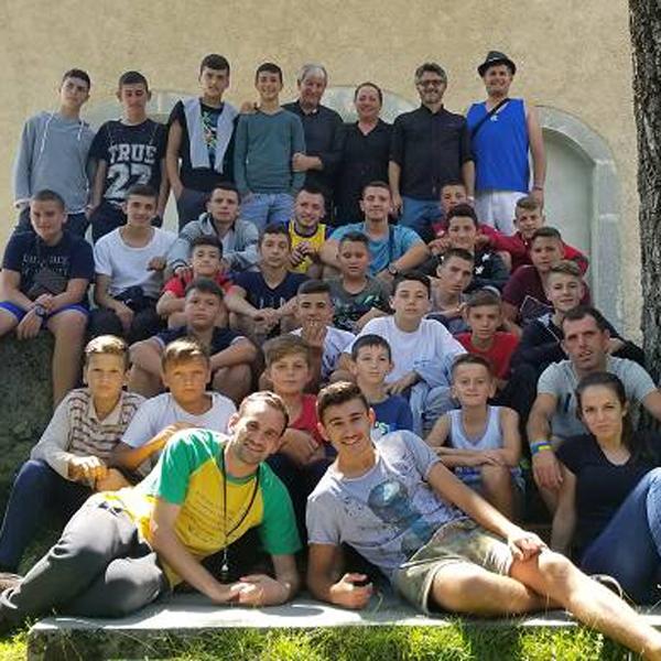 Albania – Campo scuola in montagna a Razem