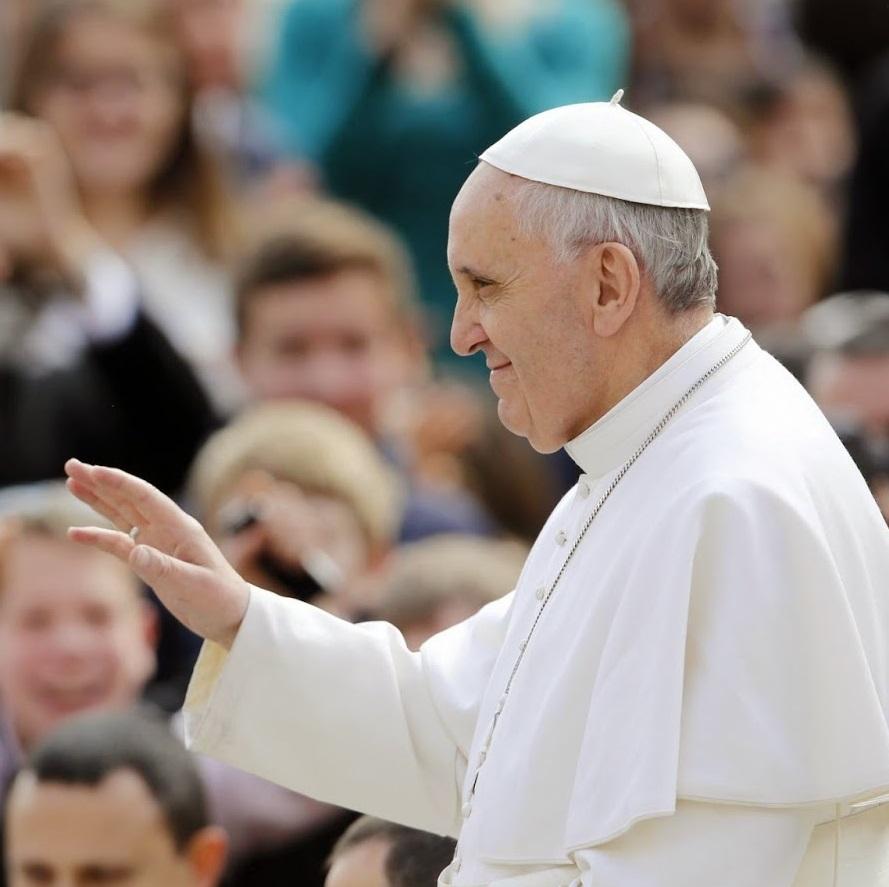 Dublino – Il papa e il dialetto dell'amore
