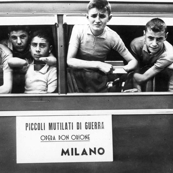 Milano – 70° Anniversario dell'apertura della Casa del Piccolo Mutilato