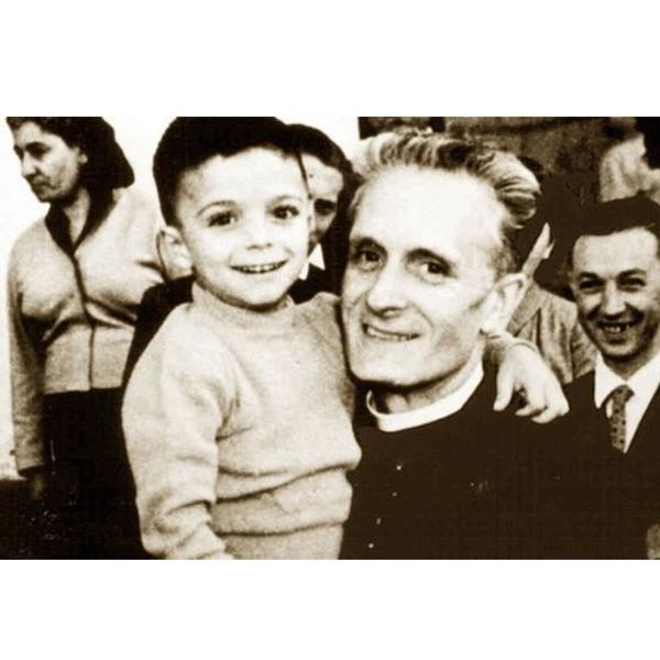 "Milano – Don Carlo Gnocchi orionino ""Honoris Causa"""