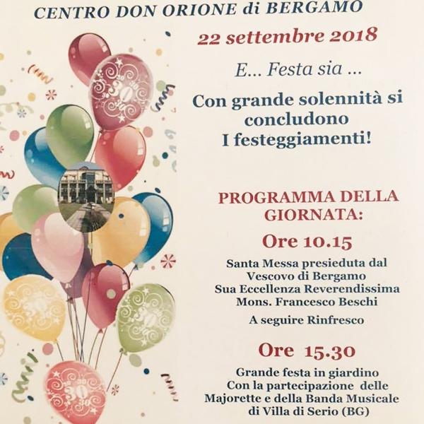 Bergamo – E festa sia