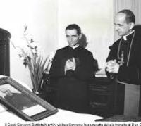 Roma – Paolo VI, un santo amico di Don Orione