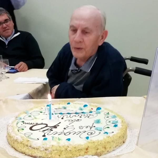Genova – Fratel Primo 70 anni di vita religiosa