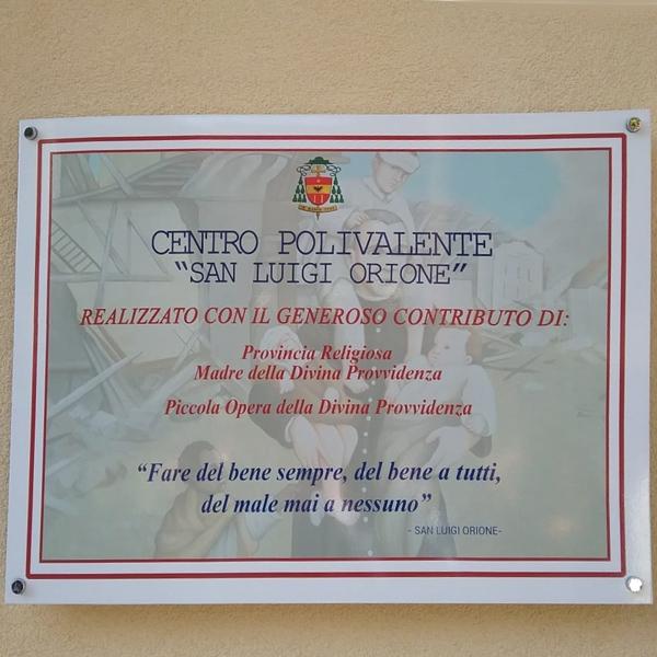 Acquasanta Terme – Nuovo Centro polivalente parrocchiale