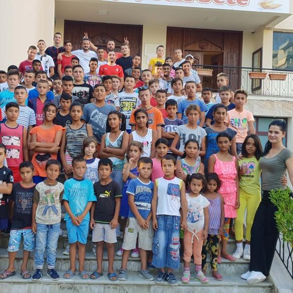 Albania – Progetto d'oratorio 2018-2019 per Elbasan