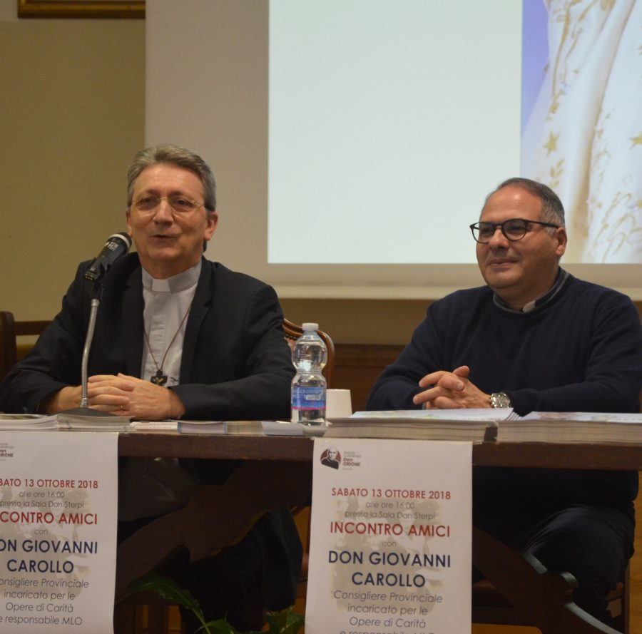 Milano – Incontro degli amici di Don Orione