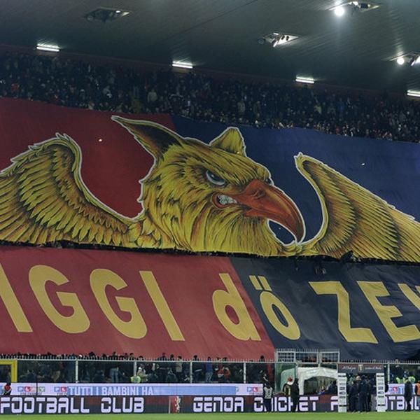 Genova – La Divina Provvidenza passa dal campo di calcio
